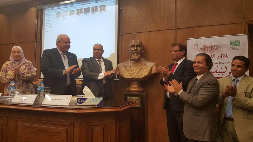 مصر وروسيا تحتفلان بالذكرى 160 لميلاد عالم المصريات الروسى «جولينيشيف»2016